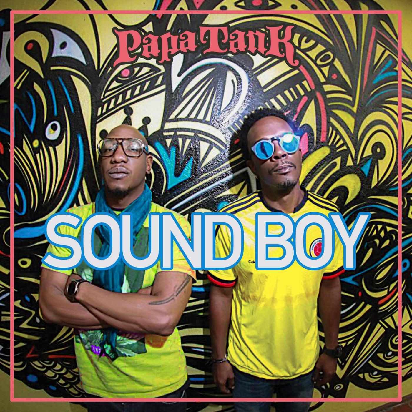 Papa Tank «Sound Boy»