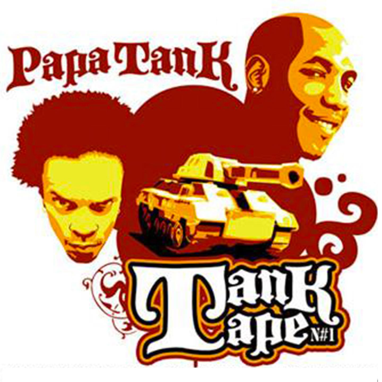 Papa Tank «Tank Tape N#1»