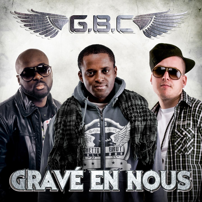Ghetto Brut Collabo «Gravé en nous»