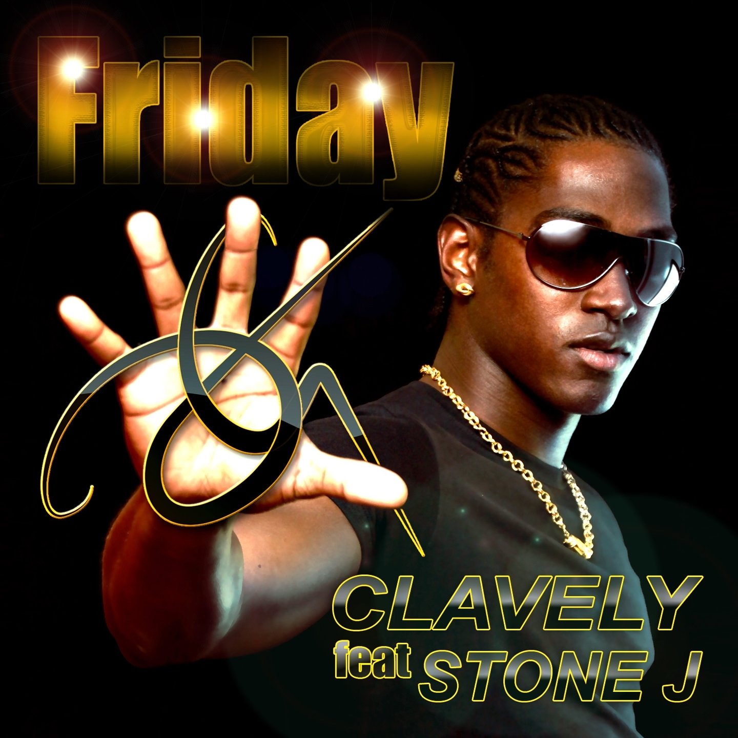Clavely « Friday » feat. Stone J