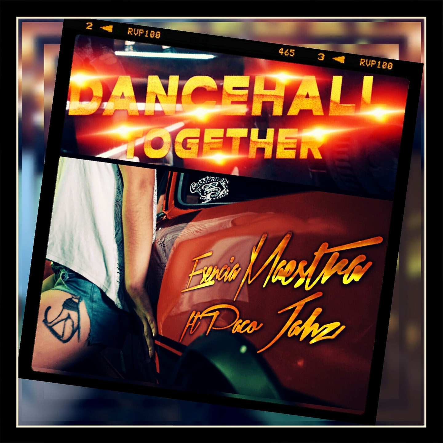 Paco Jahz « Dancehall together » feat. Esencia Maestra