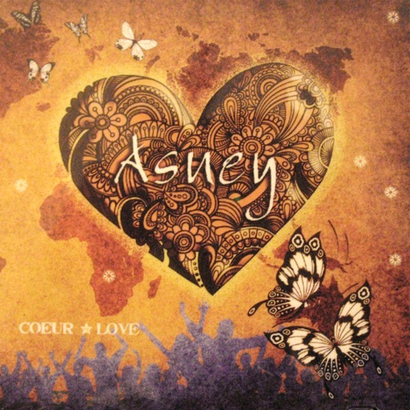 Asney « Coeur love »