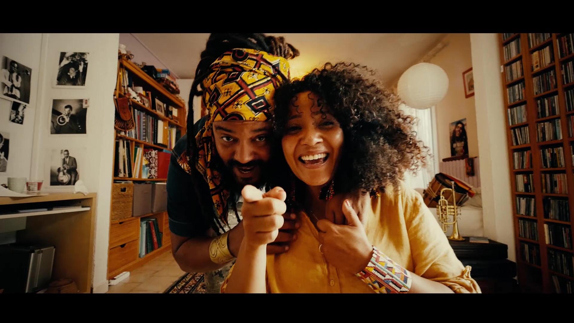 Isiah Shaka «Jah vit» feat. Flora Sicot
