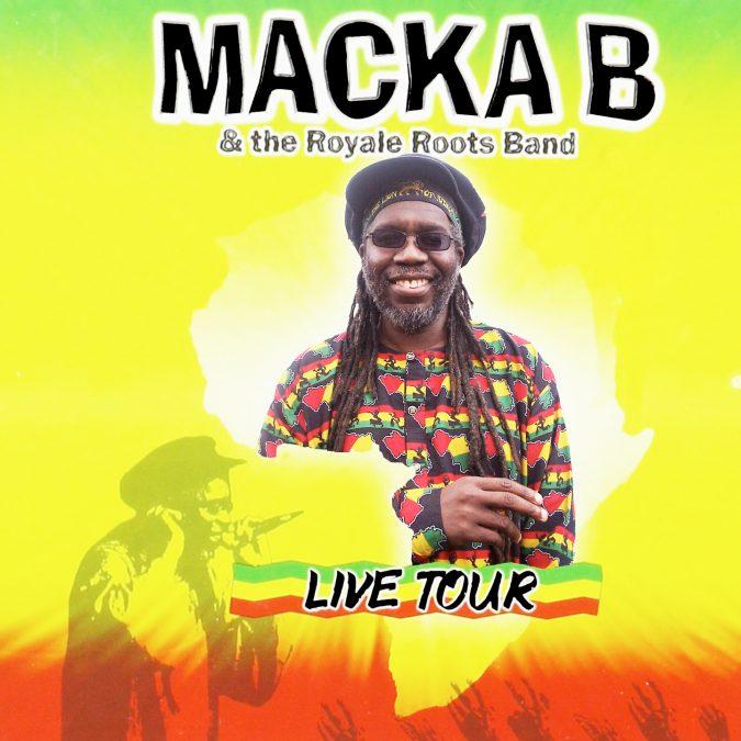 Macka B «Live Tour»